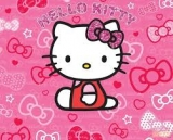 Obrazová tapeta Vavex Hello Kitty