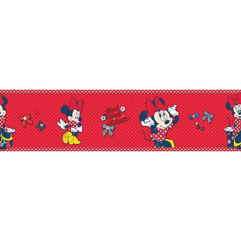 Dětská bordura Minnie Red Bow