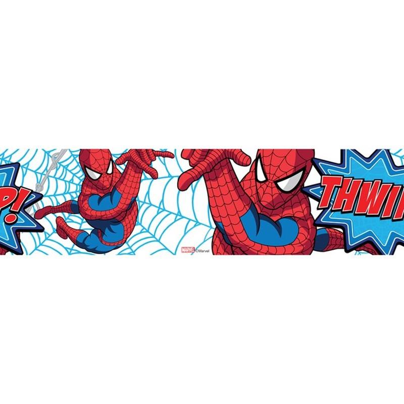Dětská bordura New Spiderman Thwipp