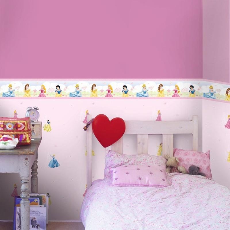 Dětská bordura Princess Castle