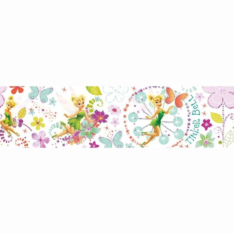 Dětská bordura Tinkerbell Fairytale Garden