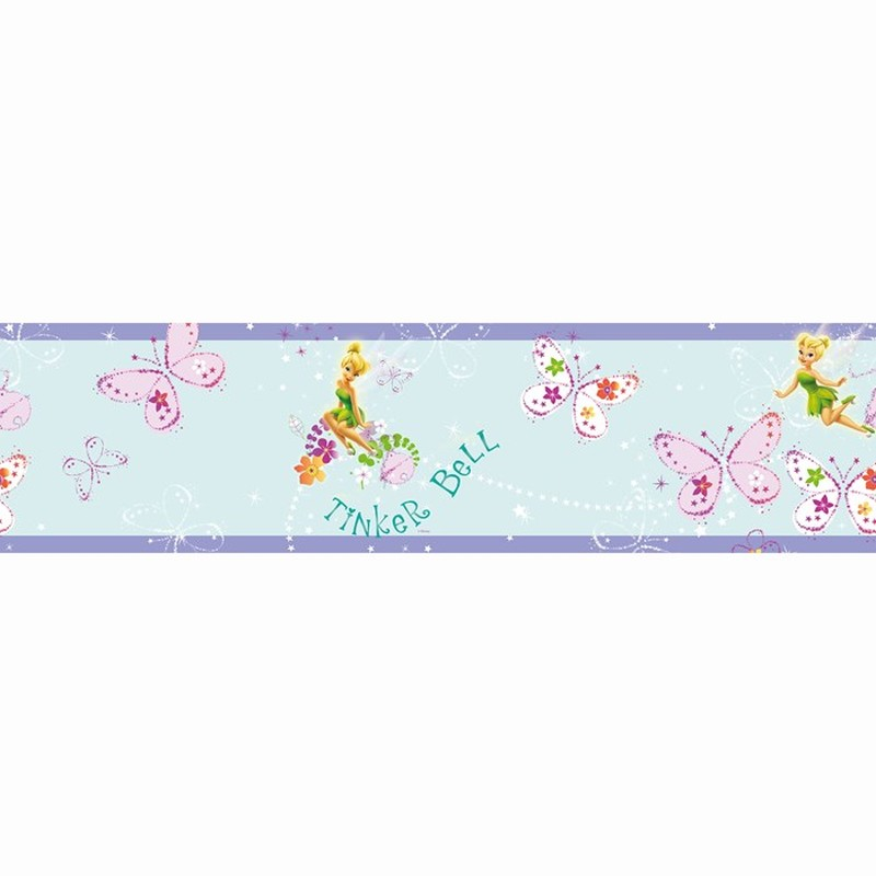 Dětská bordura Tinkerbell Pixie Dust