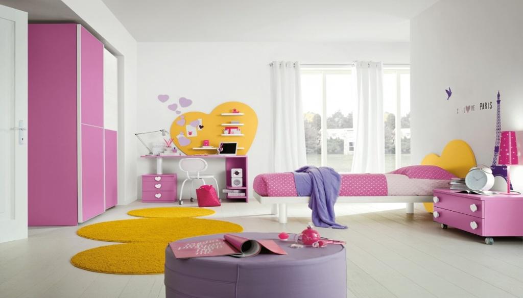 Dětský pokoj Colombini GOLF C010