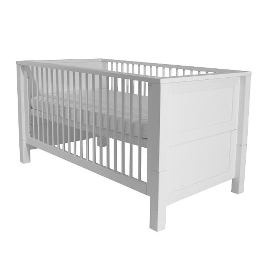 Dětská postýlka Europe Baby Como 70 x 140 cm přestavitelná