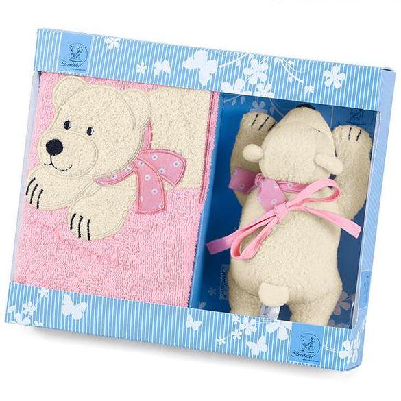 Dětský dárkový set Sterntaler lední medvěd ELLA