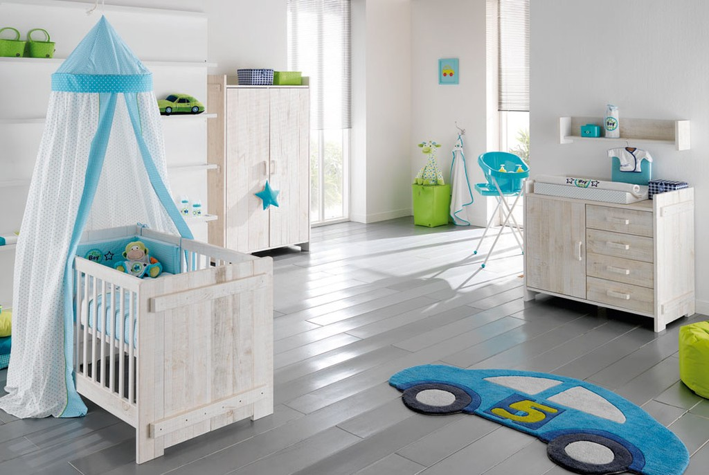 Dětský pokoj Europe Baby Jelle white