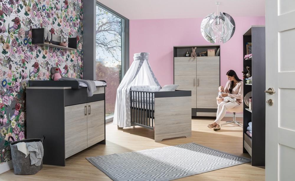 Dětský pokoj Schardt CLOU s 2-dílnou skříní