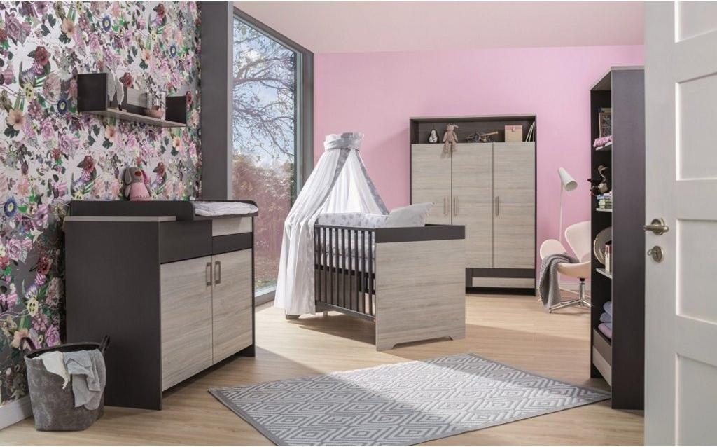Dětský pokoj Schardt CLOU s 3-dílnou skříní
