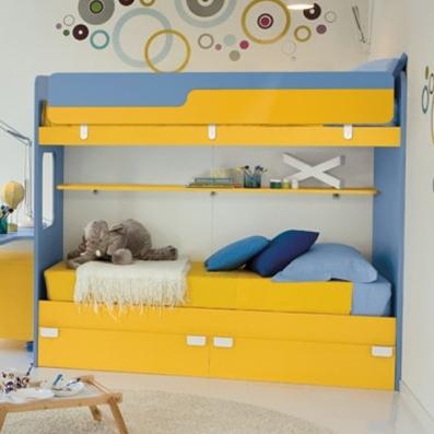 Patrové postele a palandy | Palanda Colombini GOLF C139 | Kvalitní ...