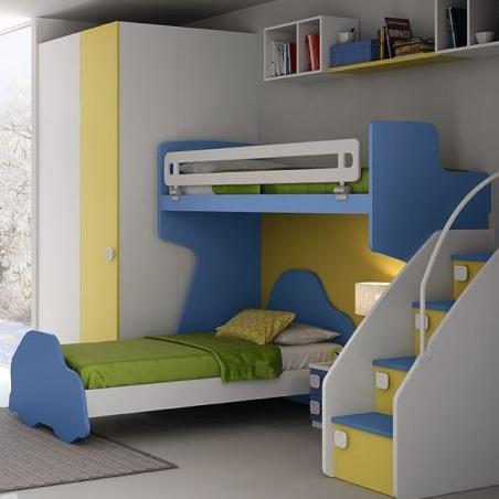 Patrová postel Colombini ERESEM C118