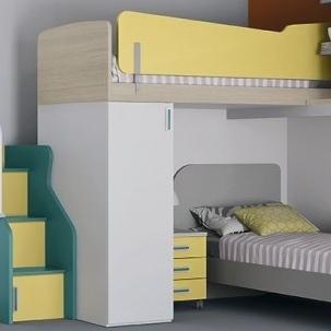 Patrová postel Colombini ERESEM C134