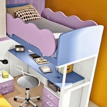 Patrová postel Colombini ERESEM C136