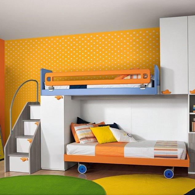Patrová postel Colombini ERESEM C137