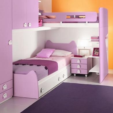 Patrová postel Colombini ERESEM C138