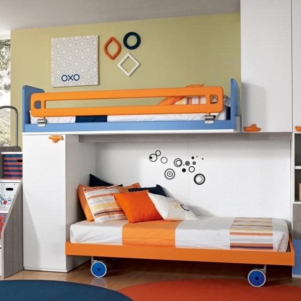 Patrová postel Colombini ERESEM C35