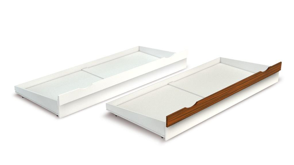 Přistýlka k posteli Faktum MÓKUS 90 x 200 cm Třešeň