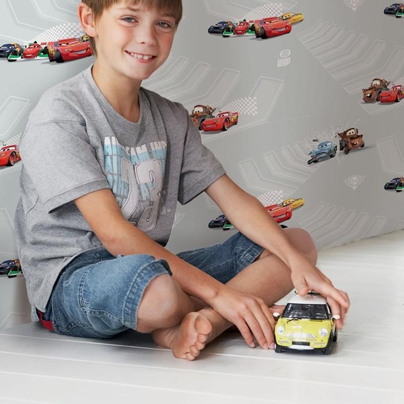 Dětská tapeta Cars 2