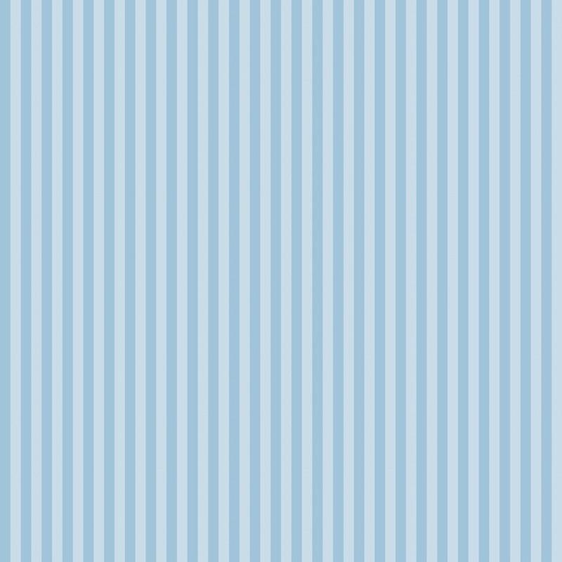 Dětská tapeta Classic Stripe Blue