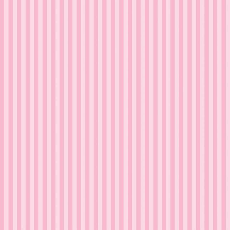 Dětská tapeta Classic Stripe Pink