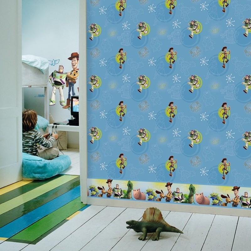 Dětská tapeta Toy Story