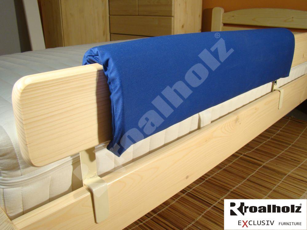 Textilní chránič na zábrany postele 40 cm