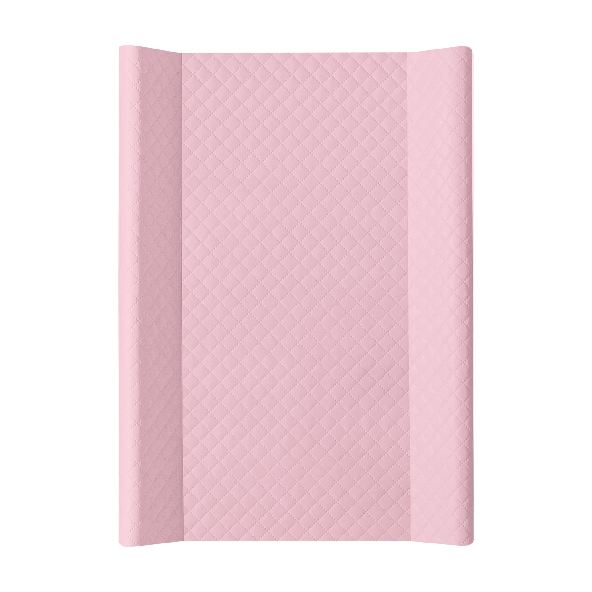 Přebalovací podložka CEBA MDF 70 cm Caro růžová