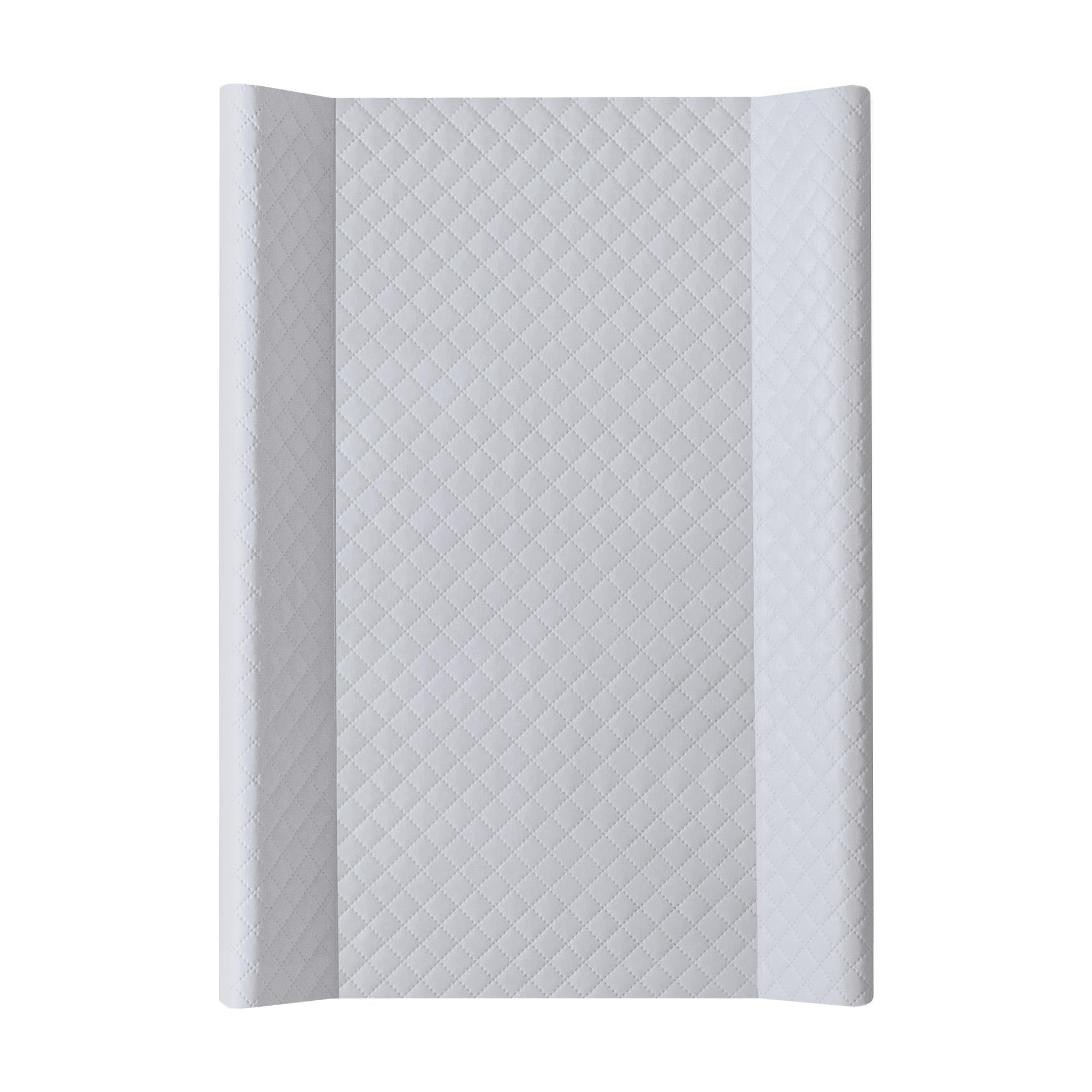 Přebalovací podložka CEBA MDF 70 cm Caro šedá