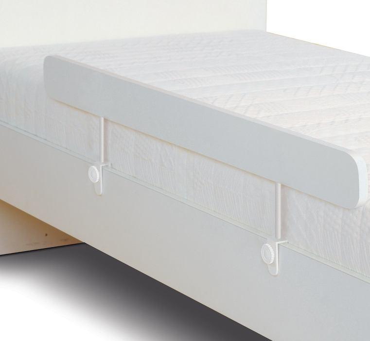 Zábrana k posteli Faktum MÓKUS 120 cm Bílá