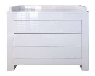 Komoda Kidsmill Somero white gloss