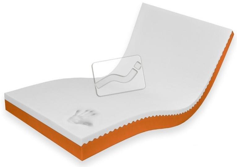 Zdravotní matrace VISCO KOMFORT SOFT 70 x 200 cm