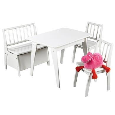 Dětská židlička Geuther Bambino-bílá