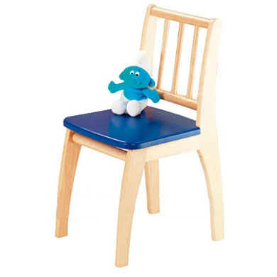 Dětská židlička Geuther Bambino-modrá