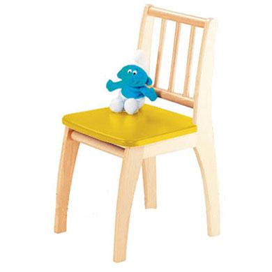 Dětská židlička Geuther Bambino-žlutá