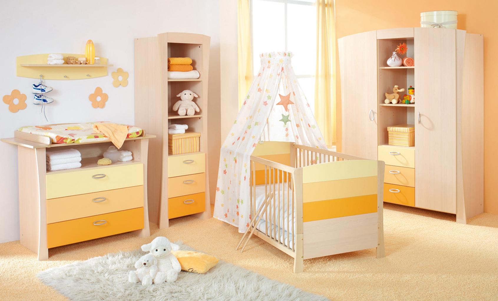 Dětský pokoj Geuther SUNSET II
