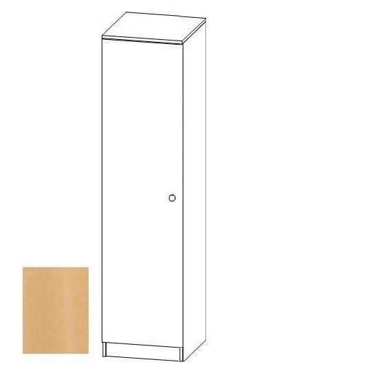 Jednodílná šatní skříň Faktum MIA Buk/bez motivu