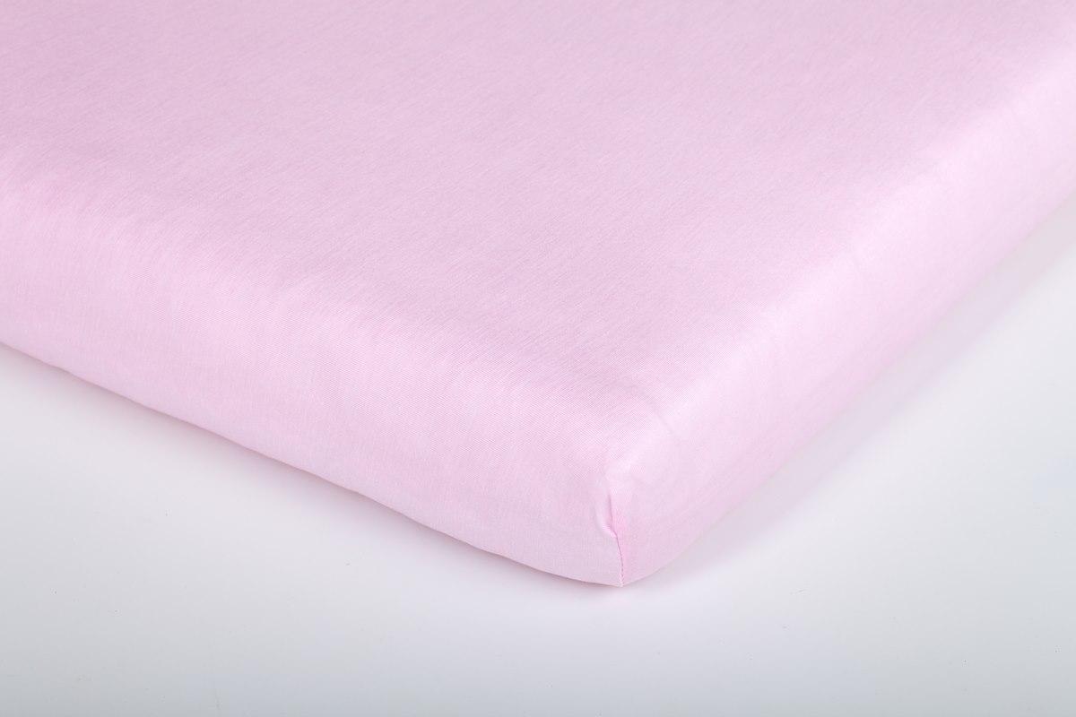 TRÄUMELAND prostěradlo jersey 40x90 rosa