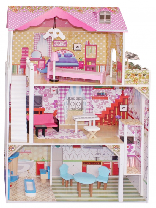 Domeček pro panenky Barbie