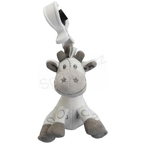 Vibrující plyšová hračka Tiamo žirafka
