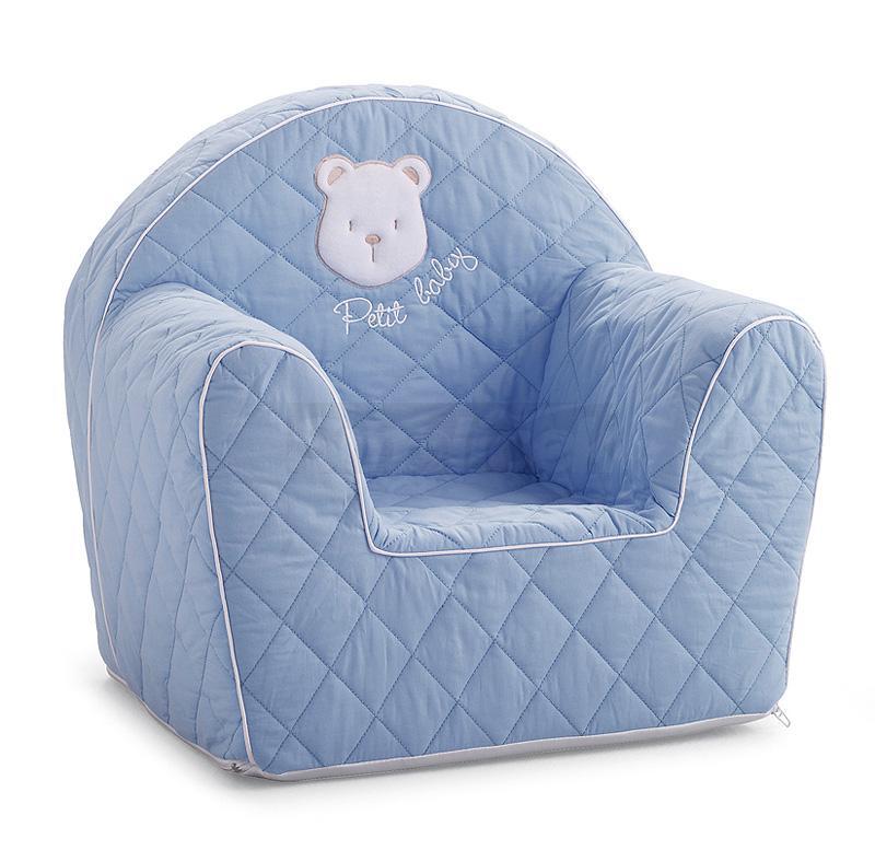 Детское мягкое кресло. Funnababy Кресло детсое Smile